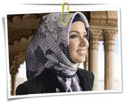 مدل های شال و روسری