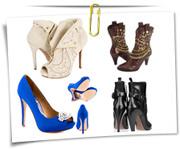 گالری عکس کفش های زنانه و دخترانه