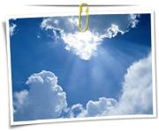 گالری عکس آسمان وابر