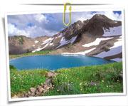 جاذبه های طبیعی کشور ایران