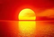 عکس های غروب آفتاب